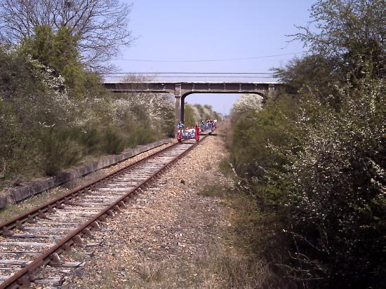 Au pont de Senainville