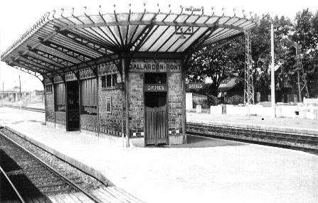 Marquise de Gallardon-Pont 1935