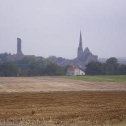 Gallardon: Tour et clocher