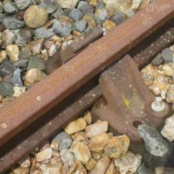 Rail double champignon