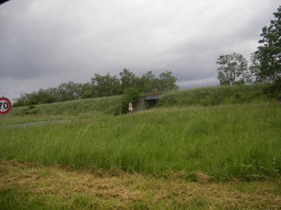 Pont de la route Bailleau-Gallardon