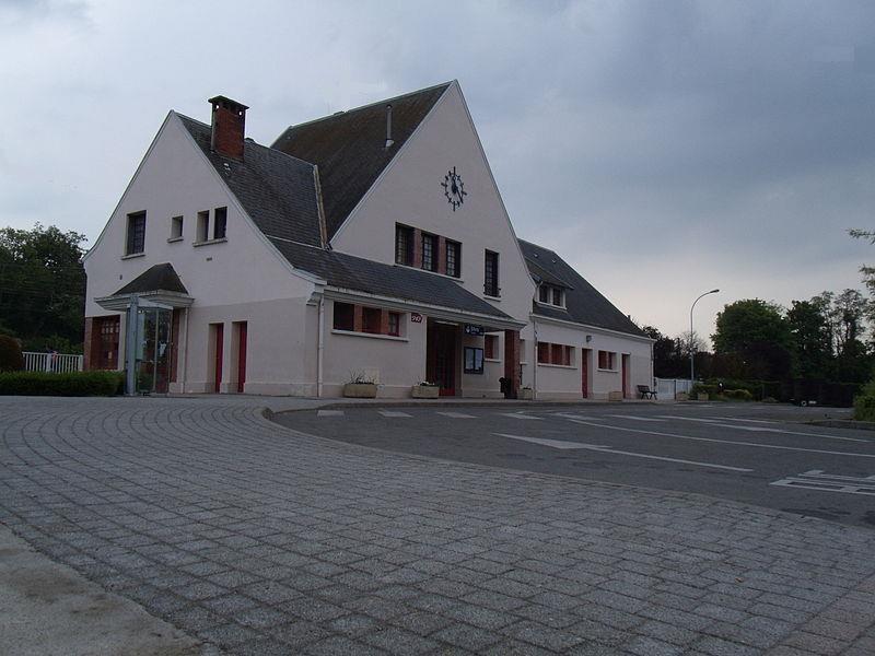 Gare maintenon