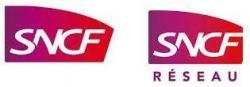 Logos sncf et reseau